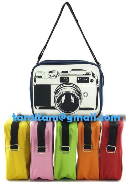 ขายกระเป๋าลายกล้องโลโม่